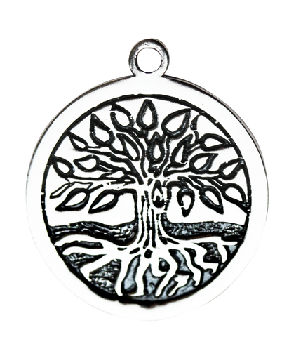 BCP11-Mourie (Aug 17 - Sep 8) Charm To Invoke Healing (Celtic Birth Charms) at Enchanted Jewelry & Gifts