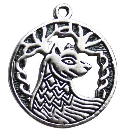 BCP12-Alban Elfed (Sep 9 - Oct 1) Charm To Invoke Stamina (Celtic Birth Charms) at Enchanted Jewelry & Gifts