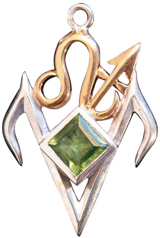 BG06 - Libera, Peridot for Release Negativity (Briar Gemstones) at Enchanted Jewelry & Gifts