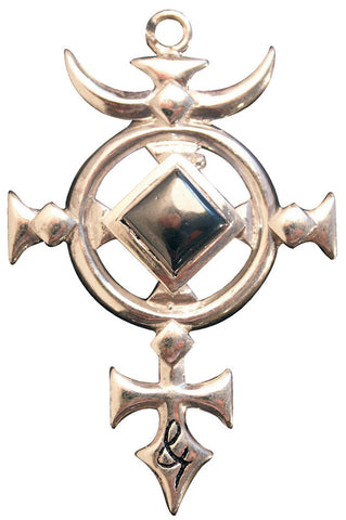 BG07 - Cross of St Michael Hematite for Protection (Briar Gemstones) at Enchanted Jewelry & Gifts