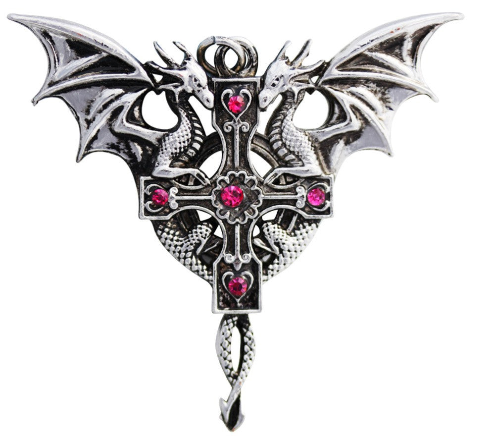 CA08 - Duos Celtica for Winning by Anne Stokes (Carpe Noctum) at Enchanted Jewelry & Gifts