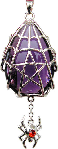 (Product Code: CK08) Spyder Star for Winning in Competition, Crystal Keepers - EnchantedJewelry