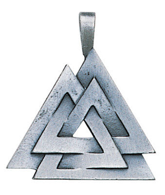 CMP38 - Pict's Knot Pendant for Creativity & Initiative (Ancient Celtic Symbol Magic) at Enchanted Jewelry & Gifts