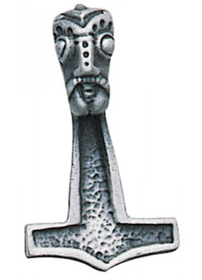CMP42 - Thor's Hammer Pendant for Protection & Success (Ancient Celtic Symbol Magic) at Enchanted Jewelry & Gifts