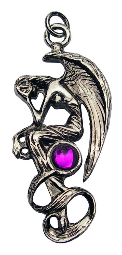 CN02-Angel's Lament for Immortality (Children of the Night) at Enchanted Jewelry & Gifts