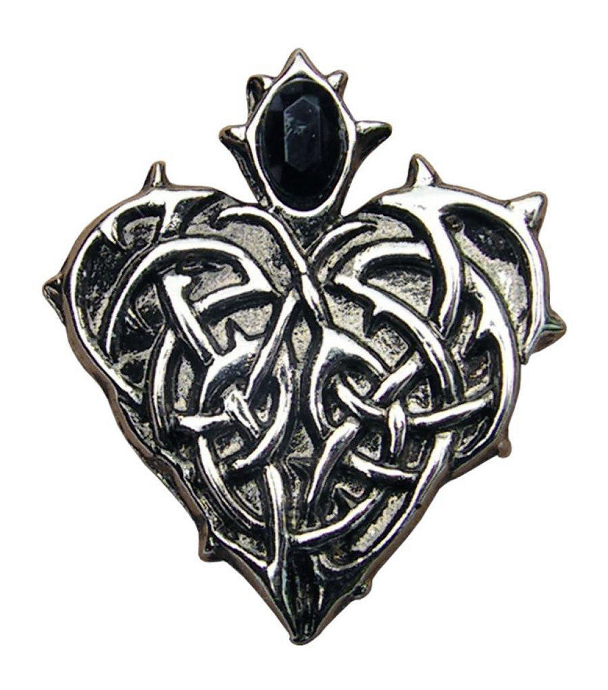 (Product Code: CN11) Barbed Heart for Eternal Love, Children of the Night - EnchantedJewelry
