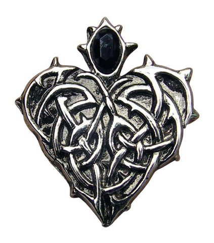 CN11-Barbed Heart for Eternal Love-Children of the Night-Enchanted Jewelry & Gifts