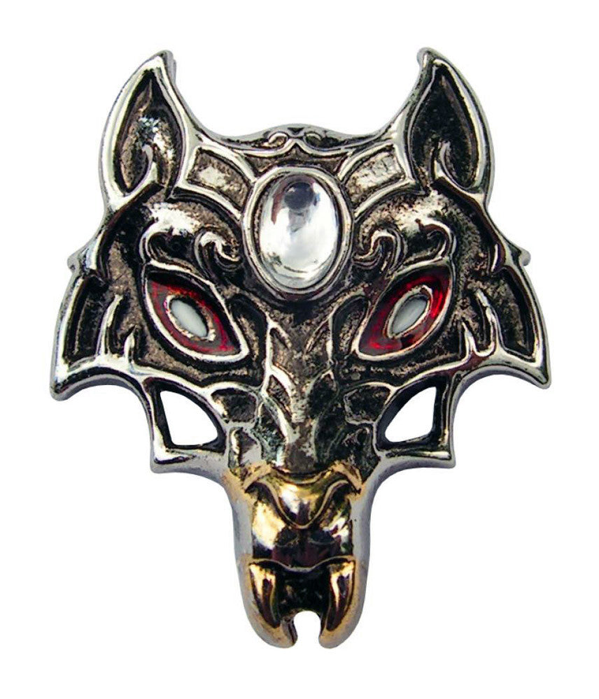 CN18-Masque of the Wolf for Supernatural Powers (Children of the Night) at Enchanted Jewelry & Gifts