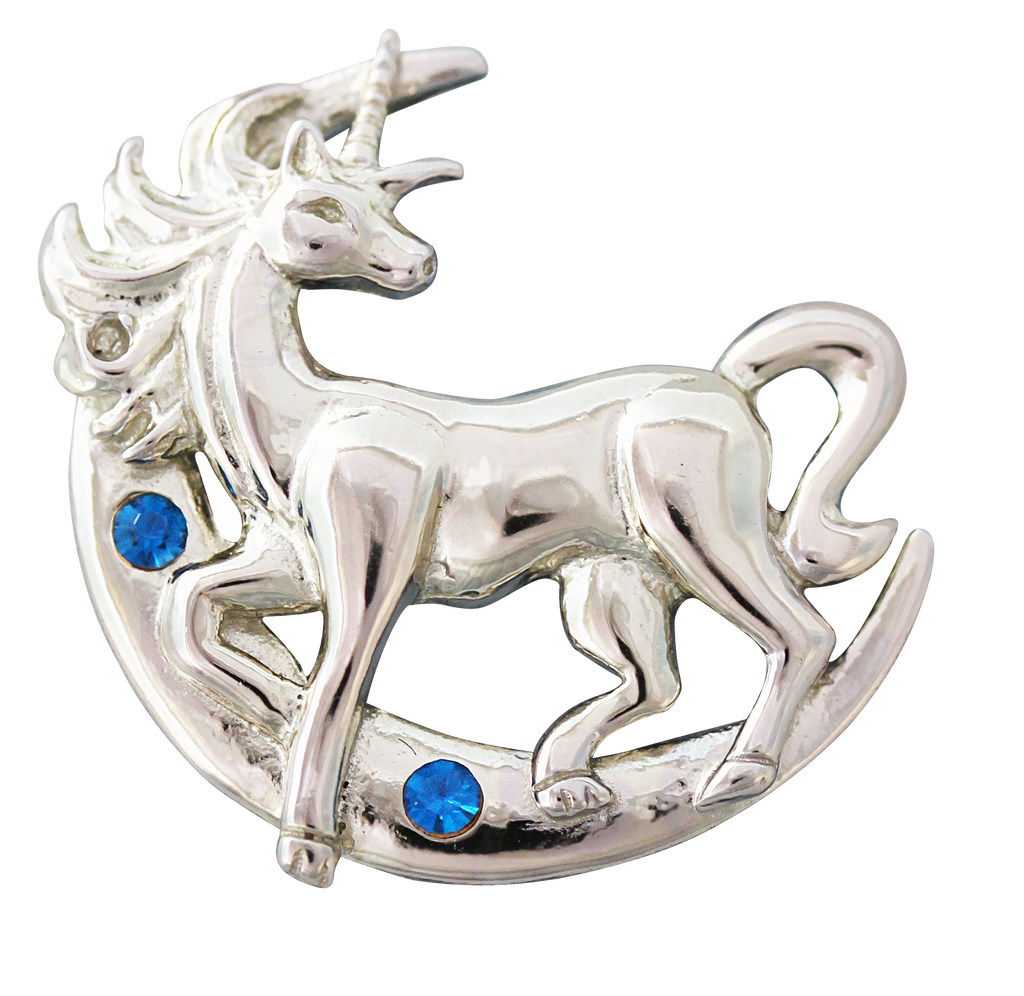 Lunar Unicorn for Making Good Decisions by Anne Stokes