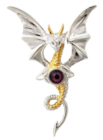 COM10-Celestial Dragon for Inner Peace by Anne Stokes (Mythical Companions) at Enchanted Jewelry & Gifts
