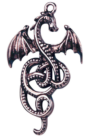 (Product Code: CS16) Nidhogg Dragon for Resolving Difficulties, Celtic Sorcery - EnchantedJewelry