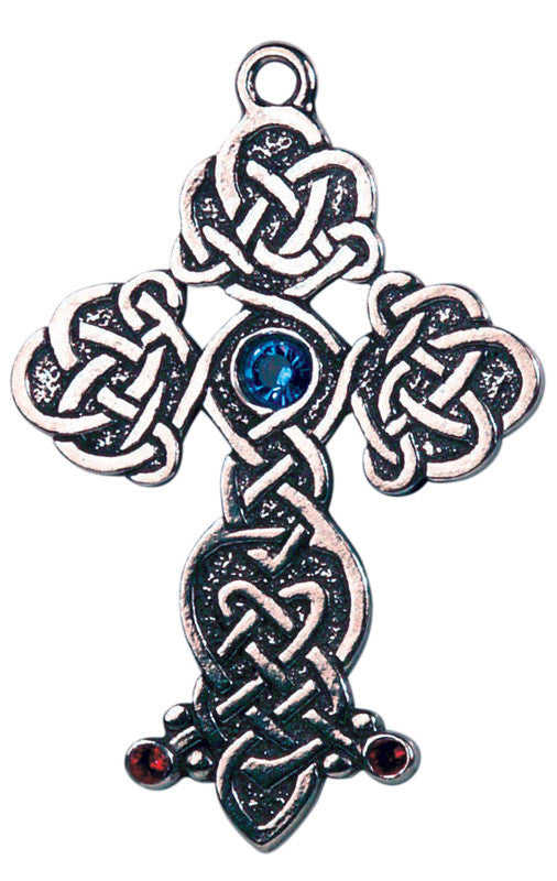 CS1 - Queen Guinevere's Cross for True Love (Celtic Sorcery) at Enchanted Jewelry & Gifts