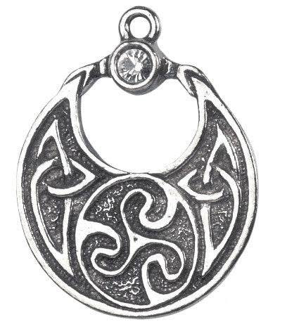 CS8 - Boudicca's Charm for Courage & Tenacity (Celtic Sorcery) at Enchanted Jewelry & Gifts