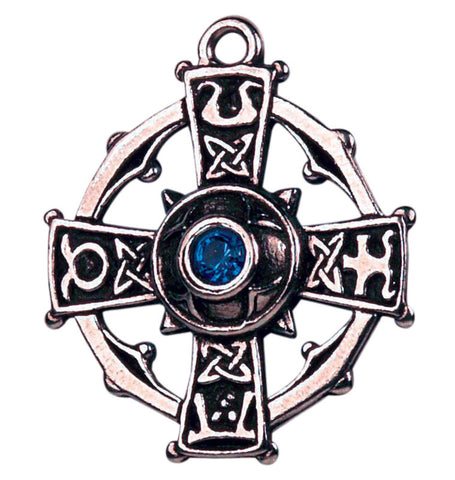 (Product Code: CS9) Raith Gras Cross for Season's Grace, Celtic Sorcery - EnchantedJewelry