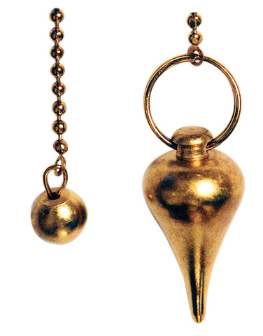 DP4-The Wealth Pendulum (Pendulums) at Enchanted Jewelry & Gifts