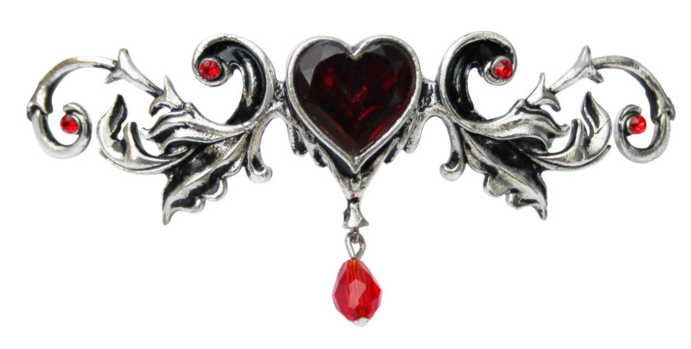 EHB08 - Bright Heart For Vitality Hengeband Diadem Renaissance & Reenactment (Hengebands) at Enchanted Jewelry & Gifts