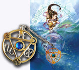 ET4-Elemental Water Talisman and Card-Briar Elemental Talismans-Enchanted Jewelry & Gifts