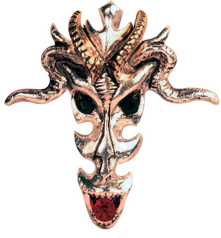 (Product Code: FB12) Dragon Skull, Wealth & Riches, Forbidden - EnchantedJewelry