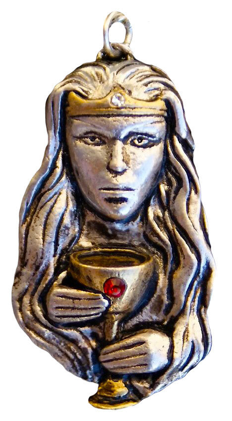 GA15-Chalice of Chia, Seeing into the Minds of Others (Galraedia) at Enchanted Jewelry & Gifts