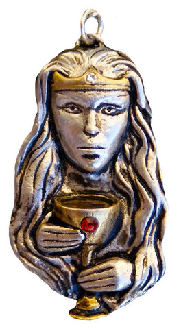 GA15 - Chalice of Chia, Seeing into the Minds of Others (Galraedia) at Enchanted Jewelry & Gifts