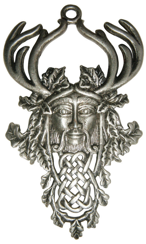 (Product Code: GW04) Herne the Hunter for Justice & Respect, Greenwood Charms - EnchantedJewelry