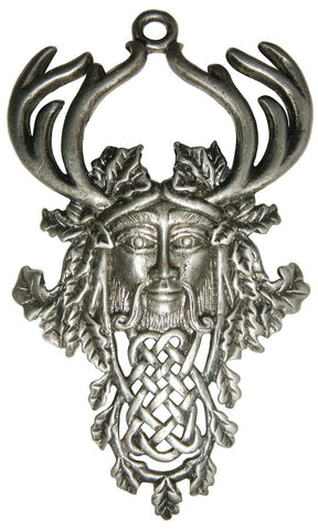 GW04-Herne the Hunter for Justice & Respect (Greenwood Charms) at Enchanted Jewelry & Gifts