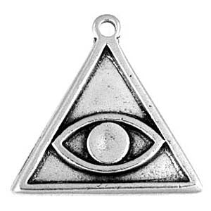(Product Code: HAM07) Avert Evil Eye, Amulets of the World Carded - EnchantedJewelry