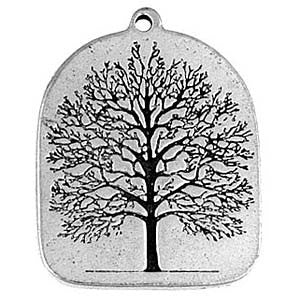 HAM21 - Tree Of Life (Amulets of the World Carded) at Enchanted Jewelry & Gifts