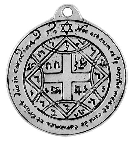 HAM30-Pentacle Love (Amulets of the World Carded) at Enchanted Jewelry & Gifts