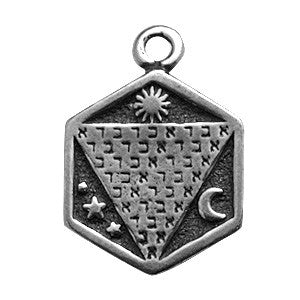 HAM40-Abracadabra (Amulets of the World Carded) at Enchanted Jewelry & Gifts