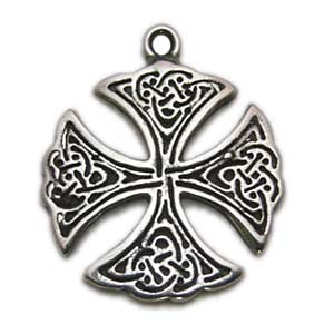 HCK01 - St Patrick (Celtic Knots Carded) at Enchanted Jewelry & Gifts