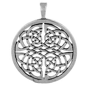 HCK04-Celtic Knot Circle (Celtic Knots Carded) at Enchanted Jewelry & Gifts