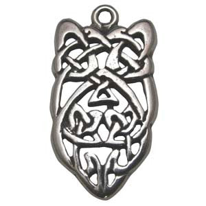 (Product Code: HCK06) Blarney Stone, Celtic Knots Carded - EnchantedJewelry