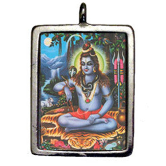 HSD06-Shiva (Hindu Sacred Deities Carded) at Enchanted Jewelry & Gifts