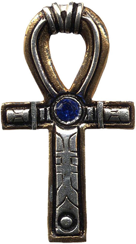 JA1-Ankh Amulet for Health, Prosperity, & Long Life (Jewels of Atum Ra) at Enchanted Jewelry & Gifts