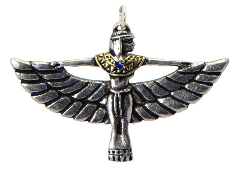 (Product Code: JA2) Isis Amulet for Magical Inspiration, Jewels of Atum Ra - EnchantedJewelry
