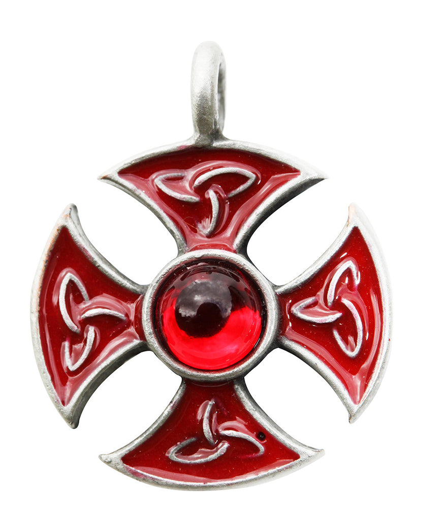 KT15-Consecration Cross for Nobility and Higher Purpose (Knights Templar) at Enchanted Jewelry & Gifts