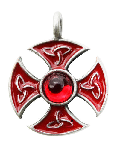 (Product Code: KT15) Consecration Cross for Nobility and Higher Purpose, Knights Templar - EnchantedJewelry