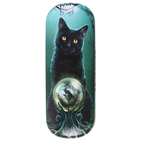 LP310G-Rise of the Witches (Black Cat) Eyeglass Case by Lisa Parker (Eyeglass Cases) at Enchanted Jewelry & Gifts