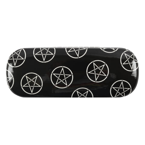 Pentacles Eyeglass Case
