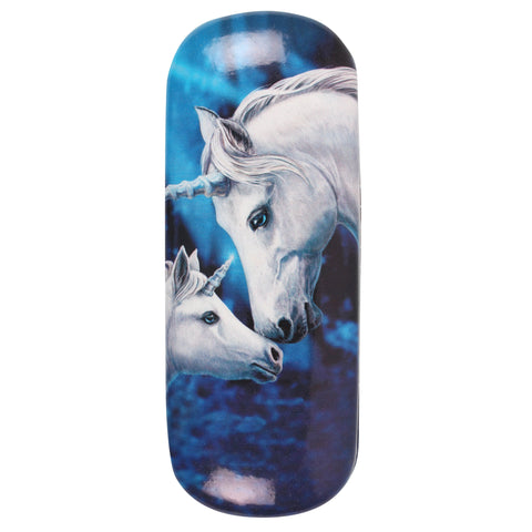LP039G - Sacred Love (Unicorns) Eyeglass Case by Lisa Parker (Lisa Parker Eyeglass Cases) at Enchanted Jewelry & Gifts