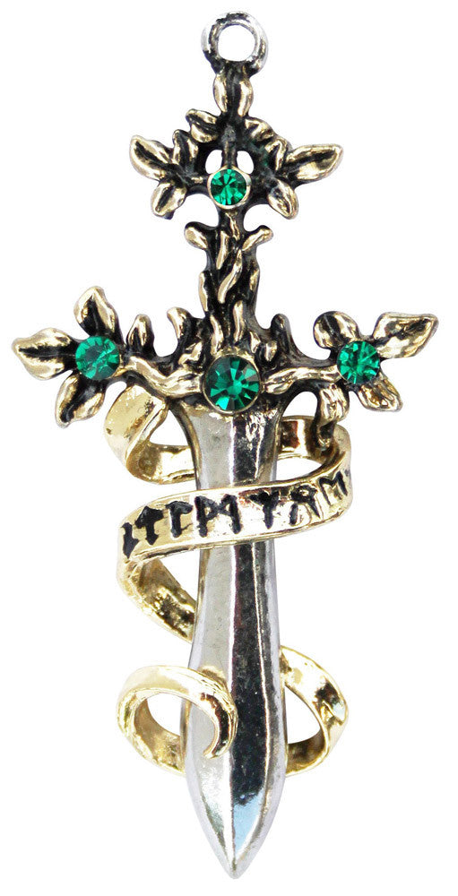 (Product Code: LT01) Sword of Sherwood for Bravery and Generosity, Lost Treasures of Albion - EnchantedJewelry