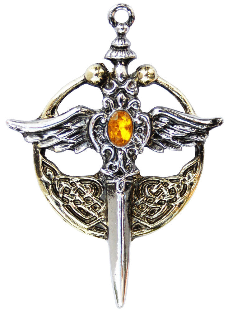 LT04-St Michael Relic for Chivalry and Honor (Lost Treasures of Albion) at Enchanted Jewelry & Gifts
