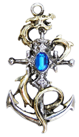 (Product Code: LT07) Drake's Leviathan for Luck & Fearlessness, Lost Treasures of Albion - EnchantedJewelry
