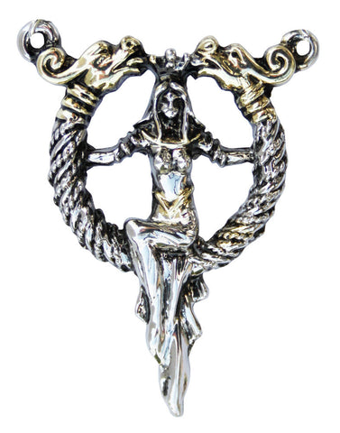 (Product Code: LT11) Queen Boudicca's Torc for Protection & Triumph of Spirit, Lost Treasures of Albion - EnchantedJewelry