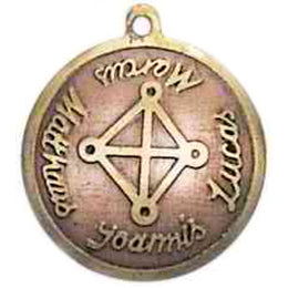 MA35 - Charm for Winning a Lover's Heart (Mediaeval Fortune Charms) at Enchanted Jewelry & Gifts
