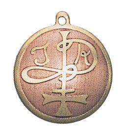 MA39-Charm for Happy Love, Good Friendship (Mediaeval Fortune Charms) at Enchanted Jewelry & Gifts
