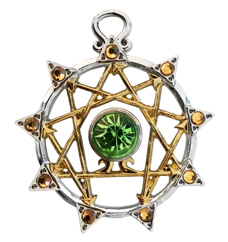 MK2 - Enneagram- Greater Self Knowledge (Mystic Kabbalah) at Enchanted Jewelry & Gifts