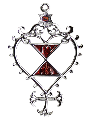 (Product Code: MK4) Pentacle of Venus - Loving Relationships - EnchantedJewelry