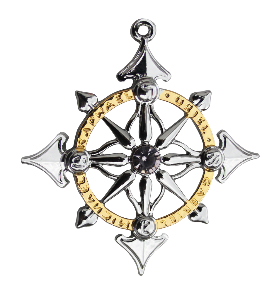 MK5-Archangel Compass - Harmony in People & Places (Mystic Kabbalah) at Enchanted Jewelry & Gifts
